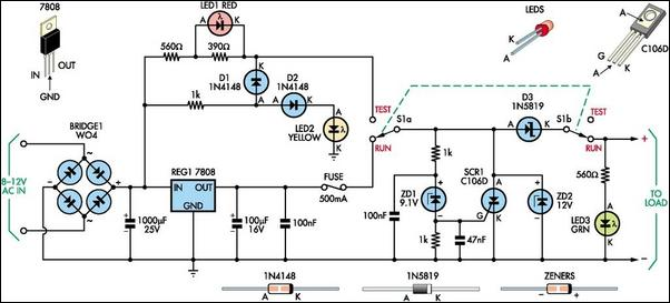 led street light driver circuit diagram images automatic street schematic lights test get image about wiring diagram