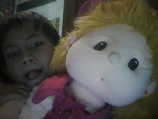 My Daughter& her doll