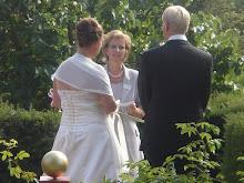 Mit brudepar 9. august 2008