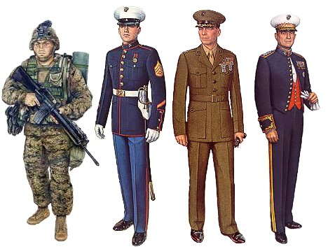 Color In The Us Armed Forces