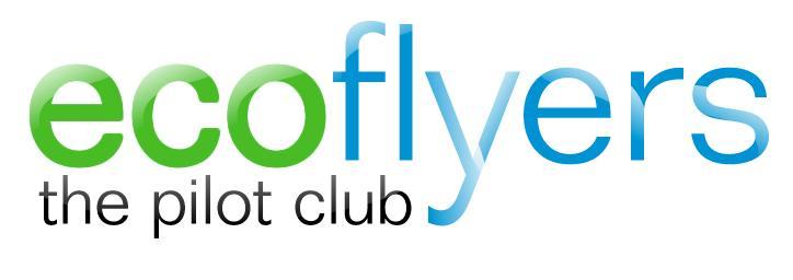ecoflyers - the pilot club