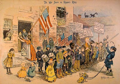 describing the yellow journalism of the late 19th century In the late 20th century (see yellow journalism) the quarterlies of the early 19th century gave way to the monthlies in the 1860s and they in turn to the.