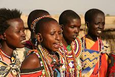 Masai Ladies