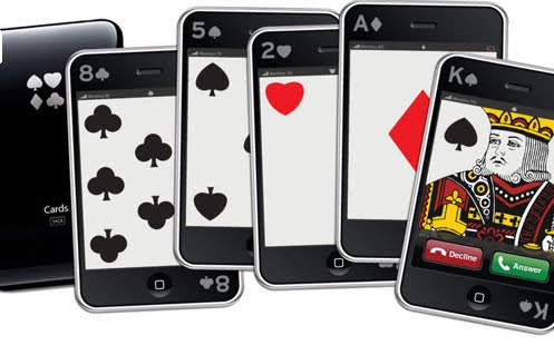 iphone playing cards2 iPhone Release Date Is October 4, Confusion, Confusion