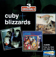 Cuby & Blizzards - 3 Originals + 1 (Box 1) @flac