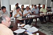 Las deciones del grupo ideologico de la Region Caribe