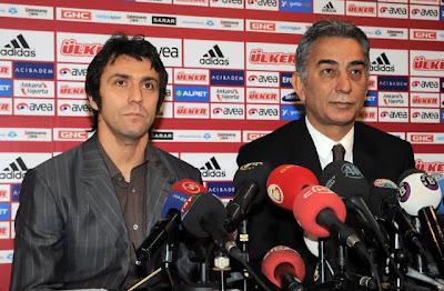 Bülent Korkmaz Galatasaray Takımı'nın başında