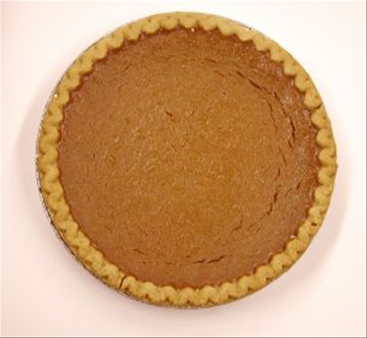 The Observant Being: How much should a pumpkin pie cost?