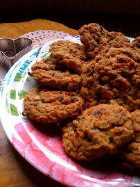 Vicky's Best Ever Oatmeal Cookies