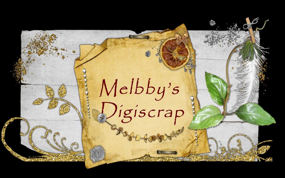 Melbby's digiscrap