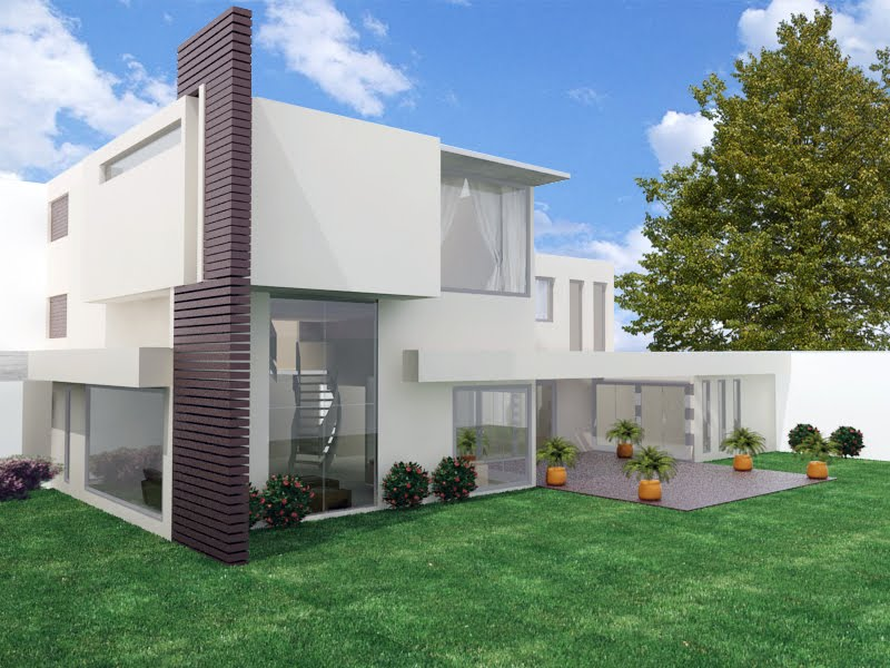 Infograf a 3d dise o arquitect nico arquitectura del for Diseno de casa habitacion
