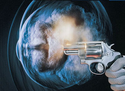 High-Speed Photographs of Bullets Seen On  www.coolpicturegallery.us