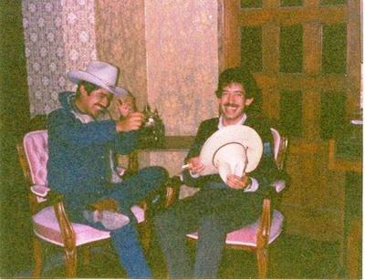 Humberto Maldonado Salinas. Ariel Maldonado Leza