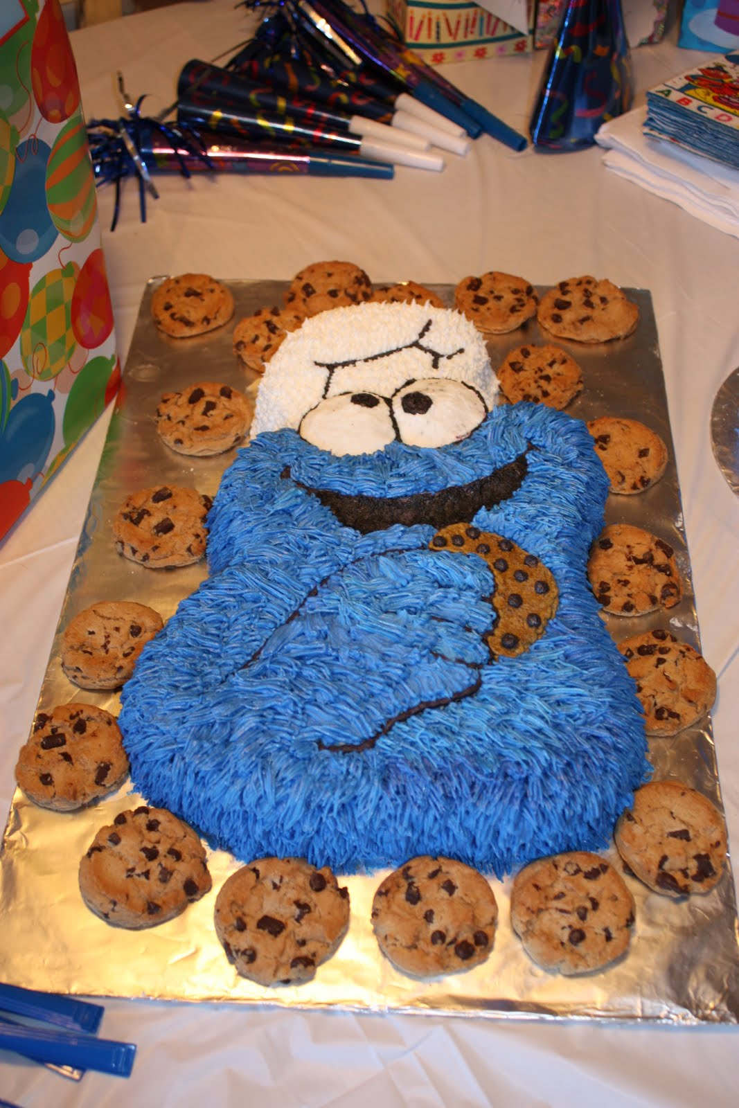 have your cake eat it too cookie monster cake and huge smash