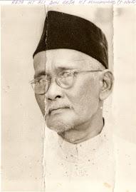 Raja Haji Ali Bin Raja Haji Muhammad (Tengku Nong).