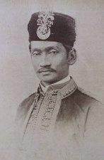 Sultan Abdul Rahman Muazam Shah