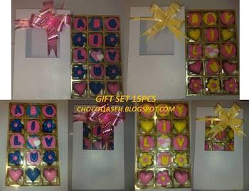 Gift Set 15 Pcs