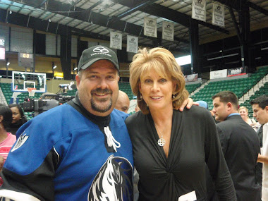 With Nancy Lieberman