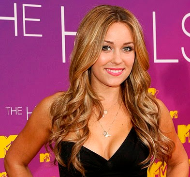 lauren conrad with brown hair. lauren conrad new rown hair