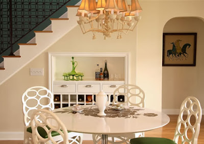 High Style Dining Room Design