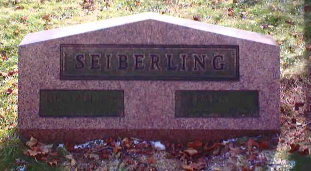 Frank & Gertrude Seiberling