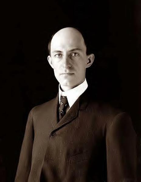 Wilbur Wright, 1905