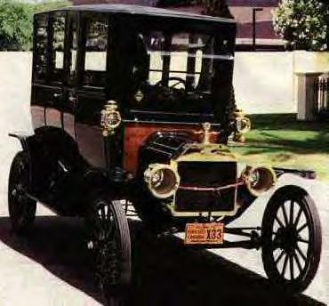 1911 Ford Model-T Limousine ~