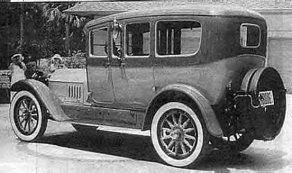 1914 Locomobile Model 38 Berline Limo ~