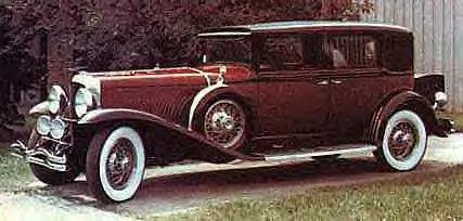 1929 Duesenberg Willoughby Model J