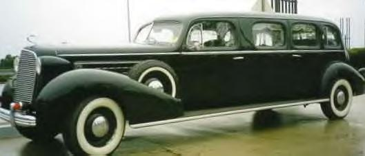 1936 Cadillac Stretch Limo ~