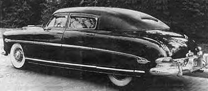 1952 Hudson Hornet Limo ~