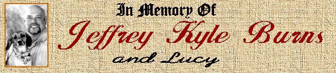 Jeffrey Kyle Burns & Lucy