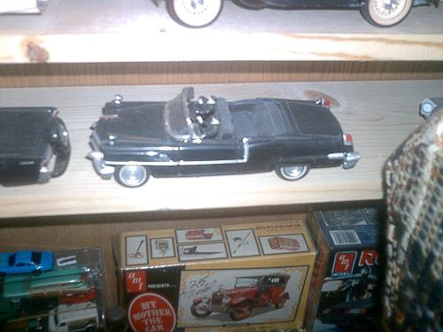 Kennedy Secret Service Car