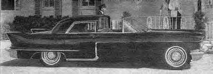 1957 Cadillac Limited Edition Eldorado Brougham, Town Car ~
