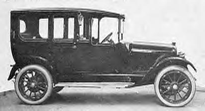 1914 Dorris Limo, Body By Seaman ~
