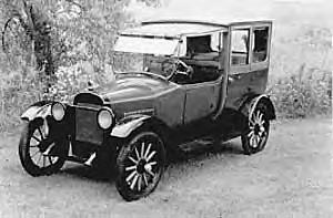 1920 Maxwell Town Car ~