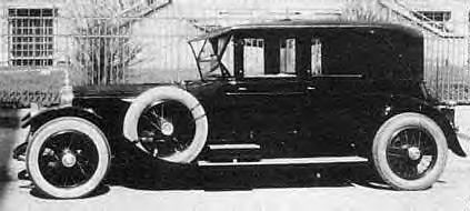 1921 Brewster Limo ~