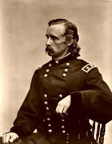 Custer, circa 1874