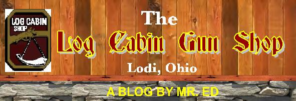 Log Cabin Gun Shop