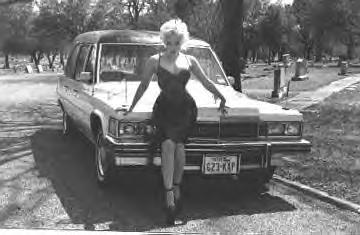 1969 Cadillac Hearse ~