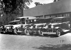 1930 Funeral Fleet ~
