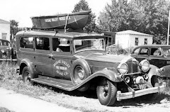 1930 Packard Hearse ~