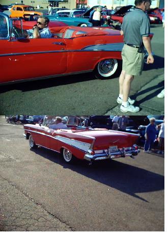 1957 Chevrolet Convertible ~