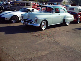 early '50s Pontiac