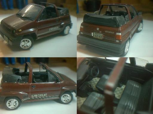 1995 Honda Cabriolet