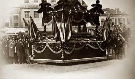Lincoln's Coffin