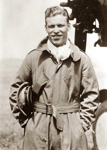 Lt. L.J. Maitland, 6-28-1927
