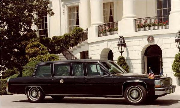 1989 Cadillac Limo