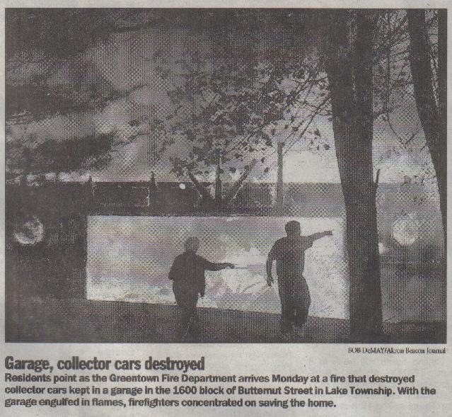 This photo and caption is from the Akron Beacon Journal, Tuesday, 5-6-2008