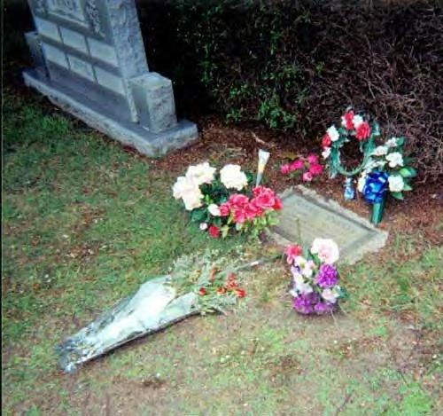 Bonnie Parker's Grave